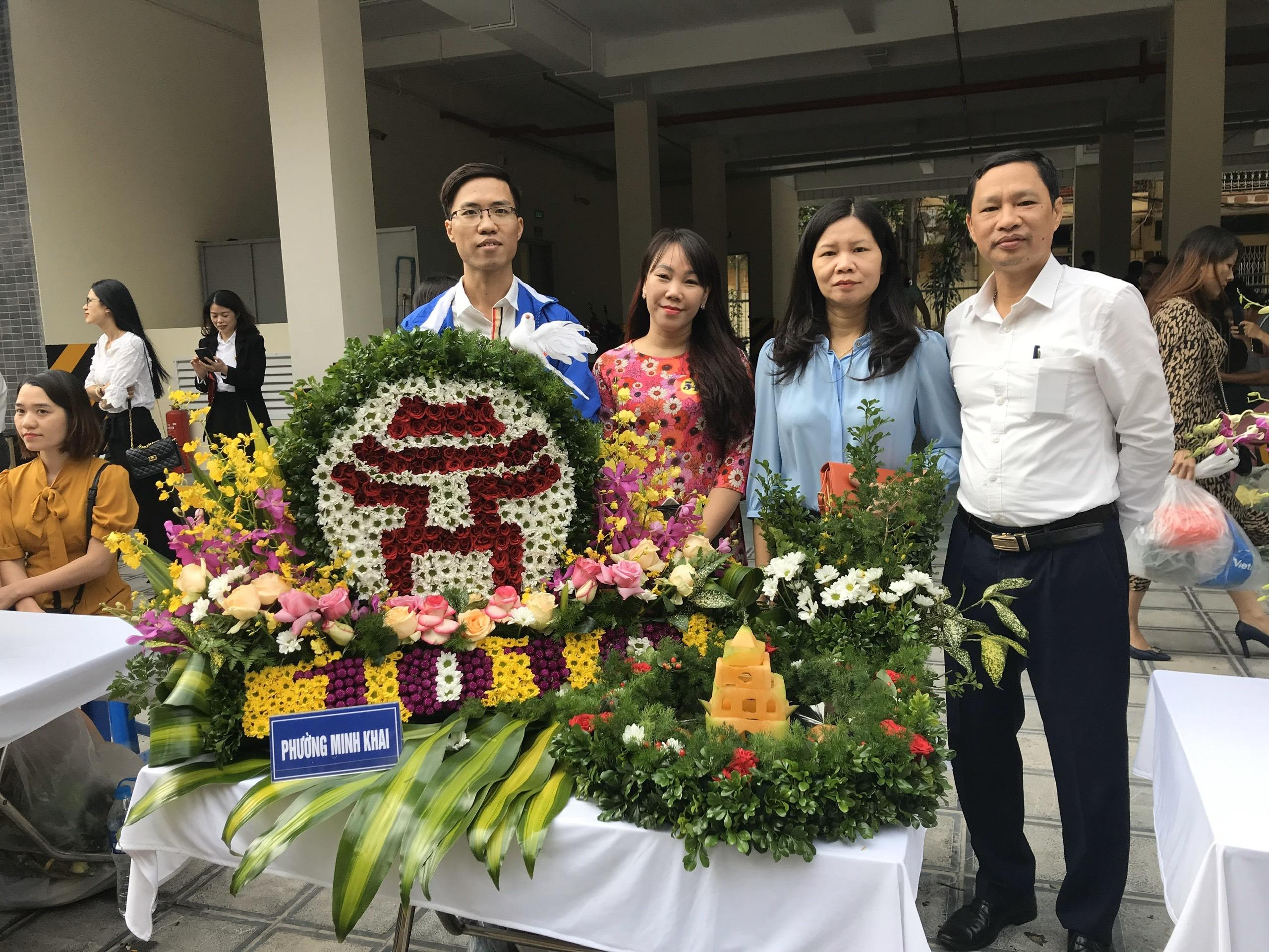 Công đoàn phường Minh Khai: Góp phần thực hiện tốt nhiệm vụ chính trị địa phương
