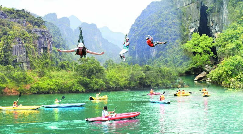Hà Nội là thị trường du lịch lớn của Quảng Bình