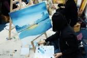 'Tìm về' - Triển lãm tranh dành cho họa sĩ không chuyên