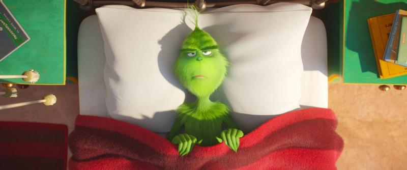 Sau Minion, hãng Illumination làm phim về gã Grinch xấu tính