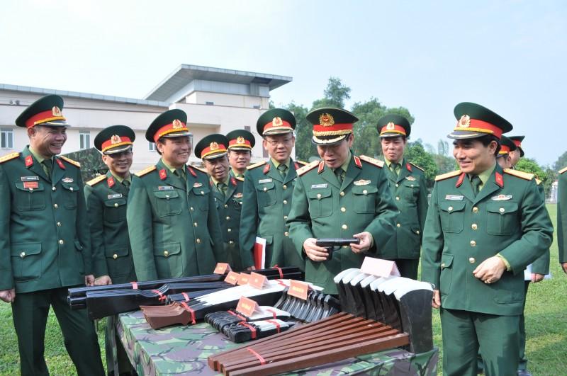 Sôi nổi lễ ra quân huấn luyện năm 2019