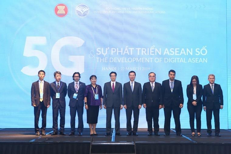 Việt Nam và các nước ASEAN sẽ đi đầu thế giới về công nghệ 5G