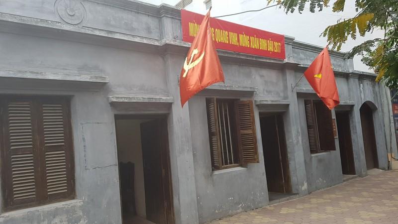 Dấu ấn lịch sử nơi Chi bộ Cộng sản đầu tiên được thành lập