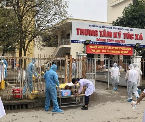 Quận Nam Từ Liêm: Chủ động, quyết liệt trong công tác phòng chống dịch Covid-19