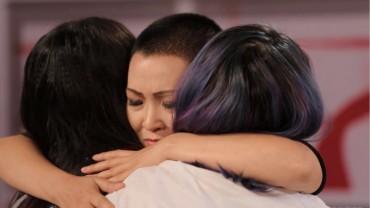 Phương Thanh bật khóc khi nghe lại bài hát