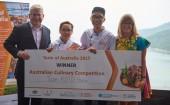 Đội KOTO Hà Nội chiến thắng cuộc thi Taste of Australia