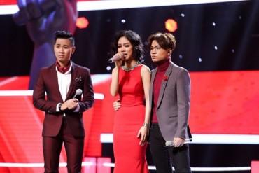 Giọng hát Việt: Tùng Anh gây sốt với 'Gửi anh xa nhớ' bằng giọng nữ