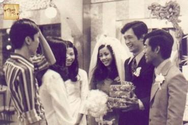 Trải nghiệm không gian đám cưới xưa