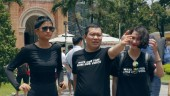 H'Hen Niê và Mâu Thuỷ casting cho phim hành động '578'