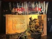 Xúc động triển lãm trưng bày 200 hiện vật thư, nhật ký thời chiến