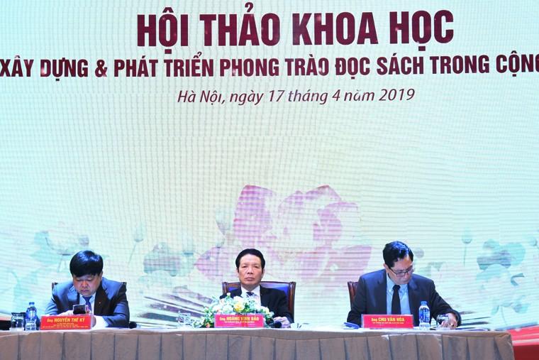 xay dung va phat trien phong trao doc sach trong cong dong