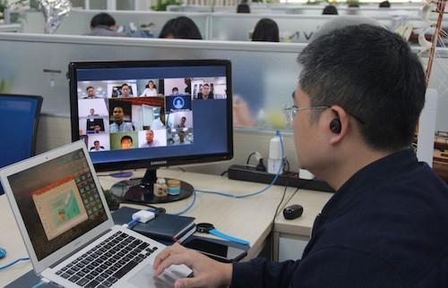 Hà Nội: Sẵn sàng phương án mở rộng băng thông, đường truyền internet