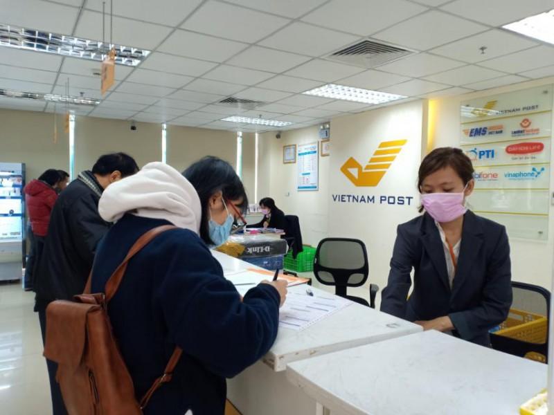 Hà Nội đảm bảo cung ứng dịch vụ bưu chính trong thời điểm cách ly xã hội