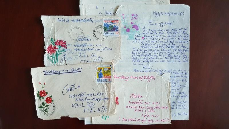 Kỳ cuối: Những lá thư hoá thành các trang văn