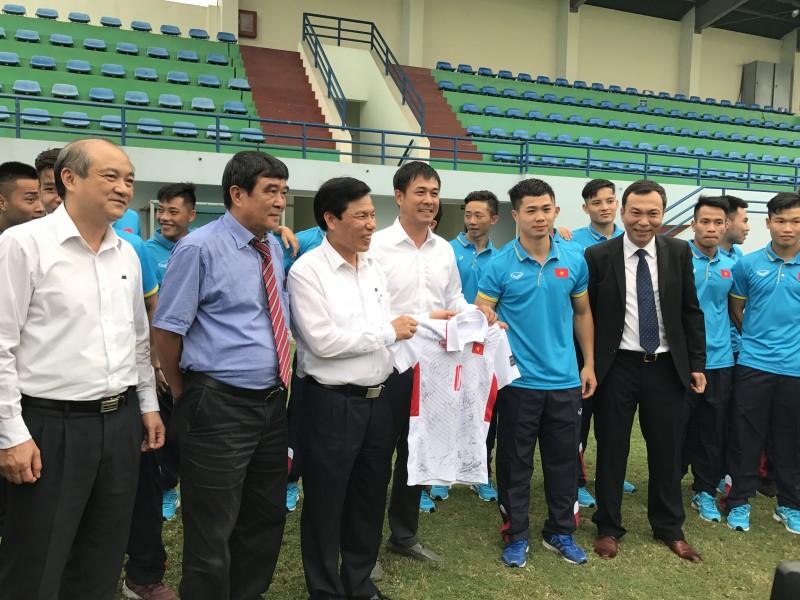 U22 Việt Nam được giao chỉ tiêu vào chung kết SEA Games 2017