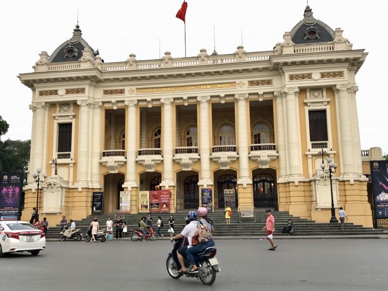 Tháng 6, Nhà hát Lớn Hà Nội mở cửa đón khách du lịch