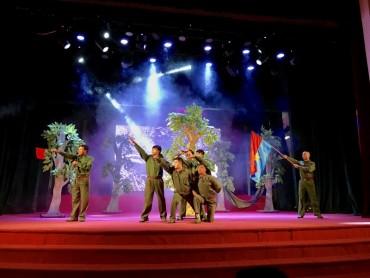 Liên hoan văn nghệ CNVLĐ Tổng công ty Vận tải Hà Nội