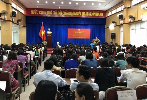 LĐLĐ quận Hai Bà Trưng phát động Tháng Công nhân năm 2019