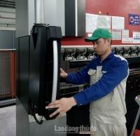 Công nhân Đào Xuân Dũng: Sáng kiến hiệu quả cho người lao động