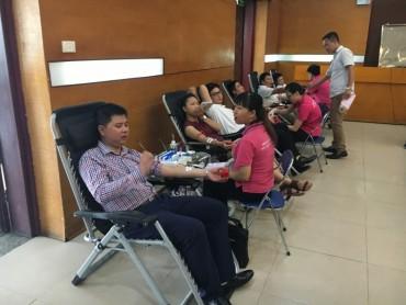 Quận Hai Bà Trưng: Tổ chức Ngày hội Hiến máu tình nguyện đợt I năm 2017
