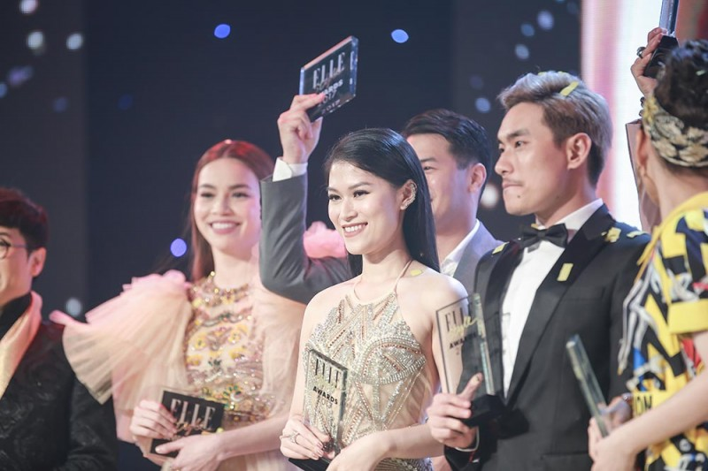 """Ngọc Thanh Tâm được vinh danh """"Nghệ sĩ triển vọng của năm"""""""