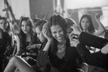 Hậu trường vui nhộn của Người mẫu Việt Nam 2017