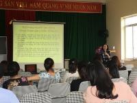 Tập huấn về công tác tổ chức Hội nghị người lao động