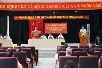 Nhiều ý kiến được nêu tại buổi tiếp xúc cử tri quận Nam Từ Liêm