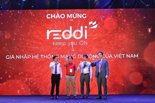 Mạng di động Reddi ra mắt với đầu số 055
