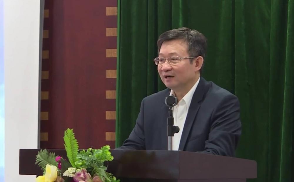 Giám đốc Sở Thông tin Truyền thông Hà Nội được bổ nhiệm làm Viện trưởng Viện Nghiên cứu phát triển Kinh tế - Xã hội
