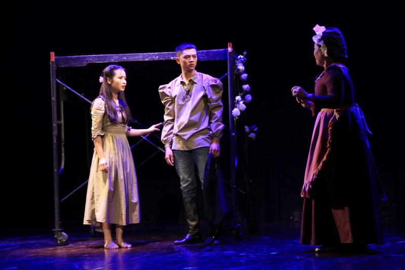 """Tái dựng vở kịch kinh điển """"Romeo và Juliet"""""""