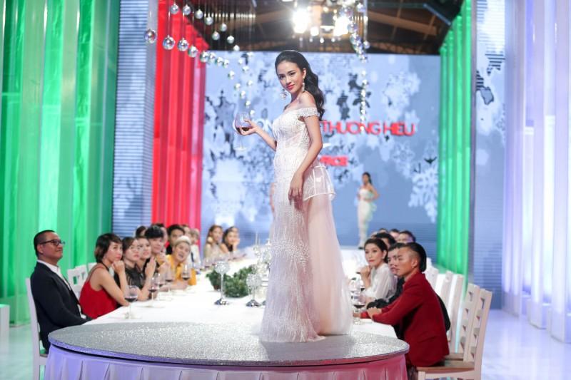 Gương mặt thương hiệu: Thiên Nga xinh đẹp như nàng công chúa