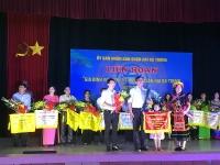 Liên hoan 'Gia đình văn hoá tiêu biểu' quận Hai Bà Trưng năm 2019
