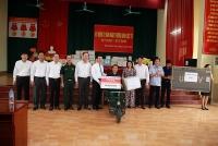 Tri ân các anh hùng liệt sỹ và thương bệnh binh tỉnh Phú Thọ