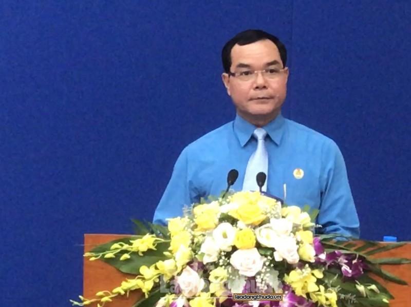 Phát huy truyền thống vẻ vang của tổ chức Công đoàn Việt Nam