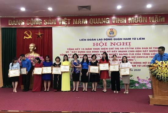 Động lực giúp nữ công nhân, viên chức, lao động thể hiện bản thân