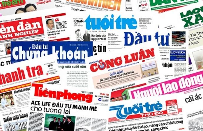 Bộ Thông tin và Truyền thông đề nghị phối hợp triển khai quy hoạch báo chí