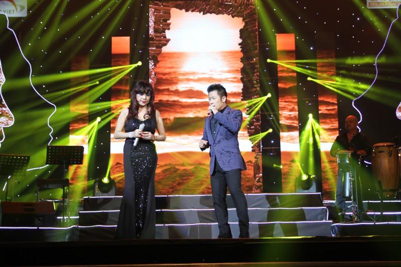 Bảo Yến – Bằng Kiều 'cháy' trong đêm Liveshow tại Đà Nẵng