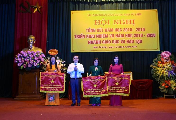 Triển khai nhiệm vụ năm học mới 2019-2020