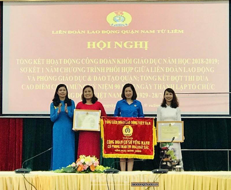 tong ket hoat dong cong doan khoi giao duc nam hoc 2018 2019