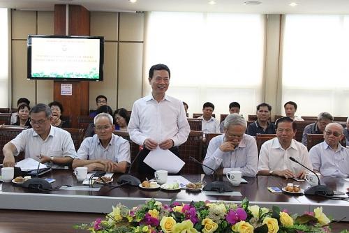 Bộ Thông tin và Truyền thông gặp mặt cán bộ hưu trí và cán bộ An toàn khu