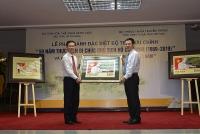 Phát hành đặc biệt bộ tem '50 năm thực hiện Di chúc Chủ tịch Hồ Chí Minh'