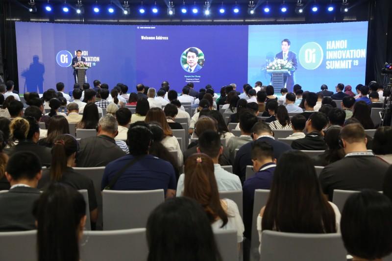 Diễn đàn Khởi nghiệp sáng tạo Hà Nội 2019: Kết nối cộng đồng khởi nghiệp