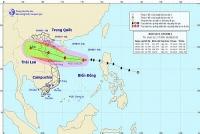 Bộ Thông tin và Truyền thông phát công điện triển khai ứng phó với bão số 4