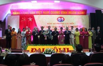 Quận Nam Từ Liêmsẵn sàng cho Đại hội đại biểu Đảng bộ quận lần thứ 2