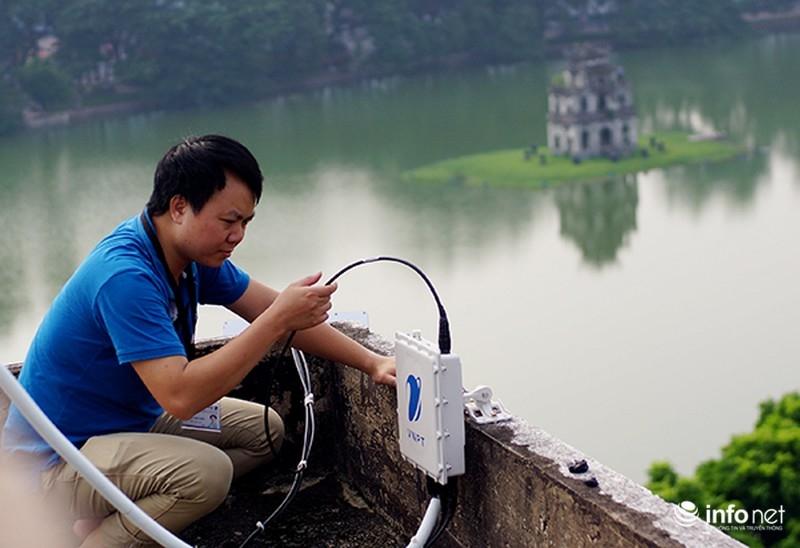 Hà Nội: Triển khai lắp đặt wifi công cộng miễn phí tại các điểm du lịch đảm bảo tiến độ, yêu cầu