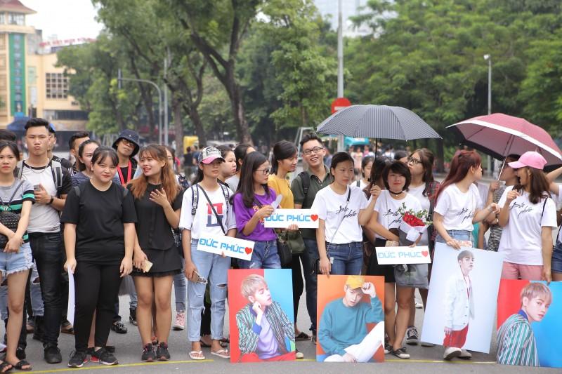 Khán giả Thủ đô thổn thức với màn song ca của Đức Phúc và Min