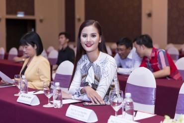 Hương Ly trở thành đại sứ Lễ hội ẩm thực năm châu 2017