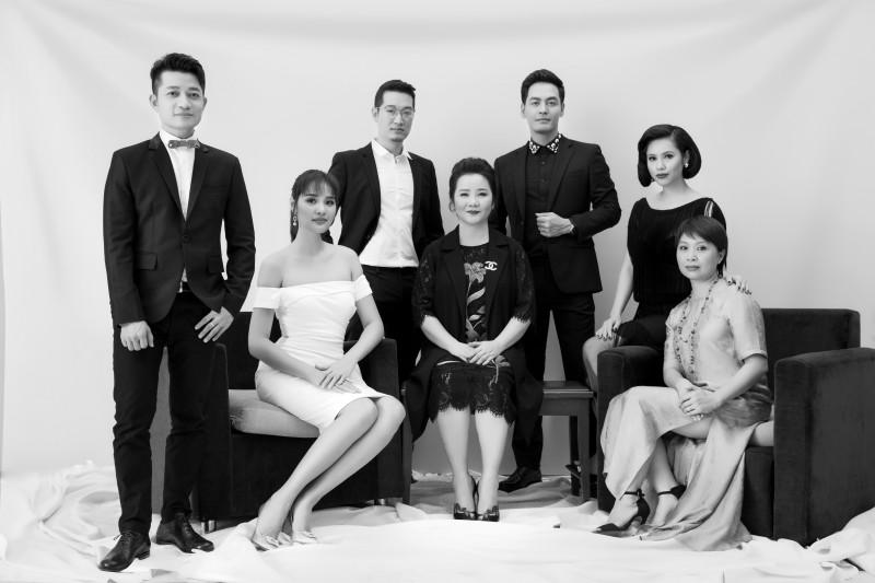 Lộ diện Ban giám khảo Hoa hậu Hoàn vũ Việt Nam 2017
