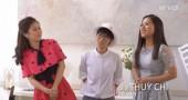 Giọng hát Việt nhí 2017: Thùy Chi, Hoàng Bách, Hà Anh Tuấn làm cố vấn